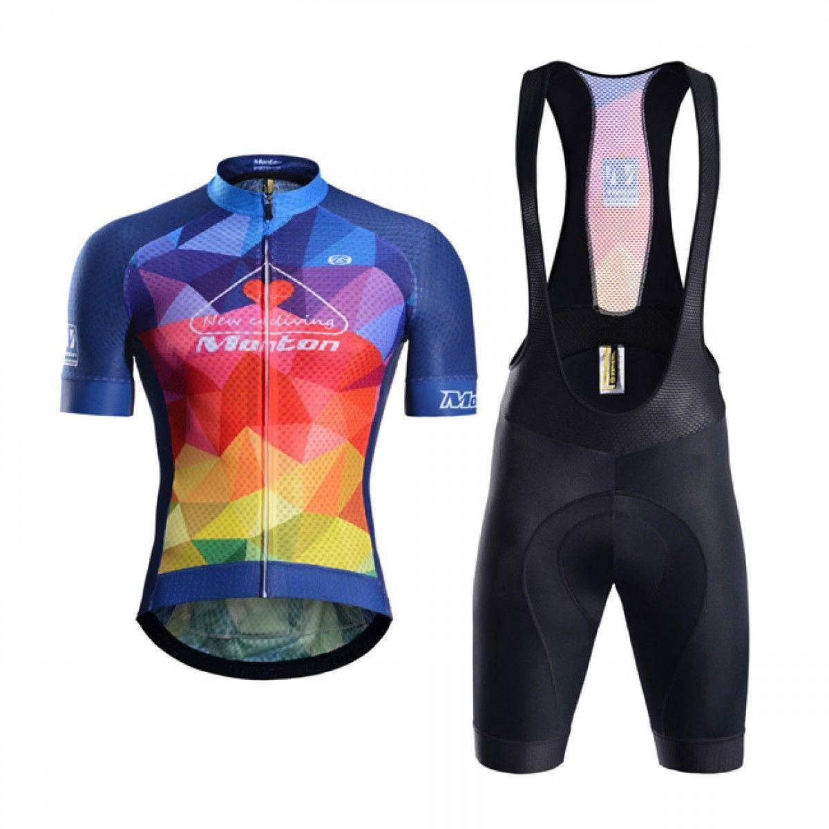 46f3cb544 2016 best cycling jersey bib shorts set