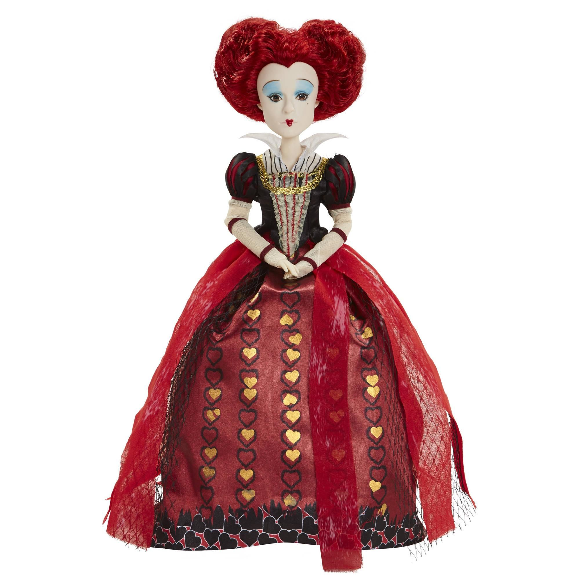 Alice Through The Looking Glass Fashion Doll Red Queen Walmart