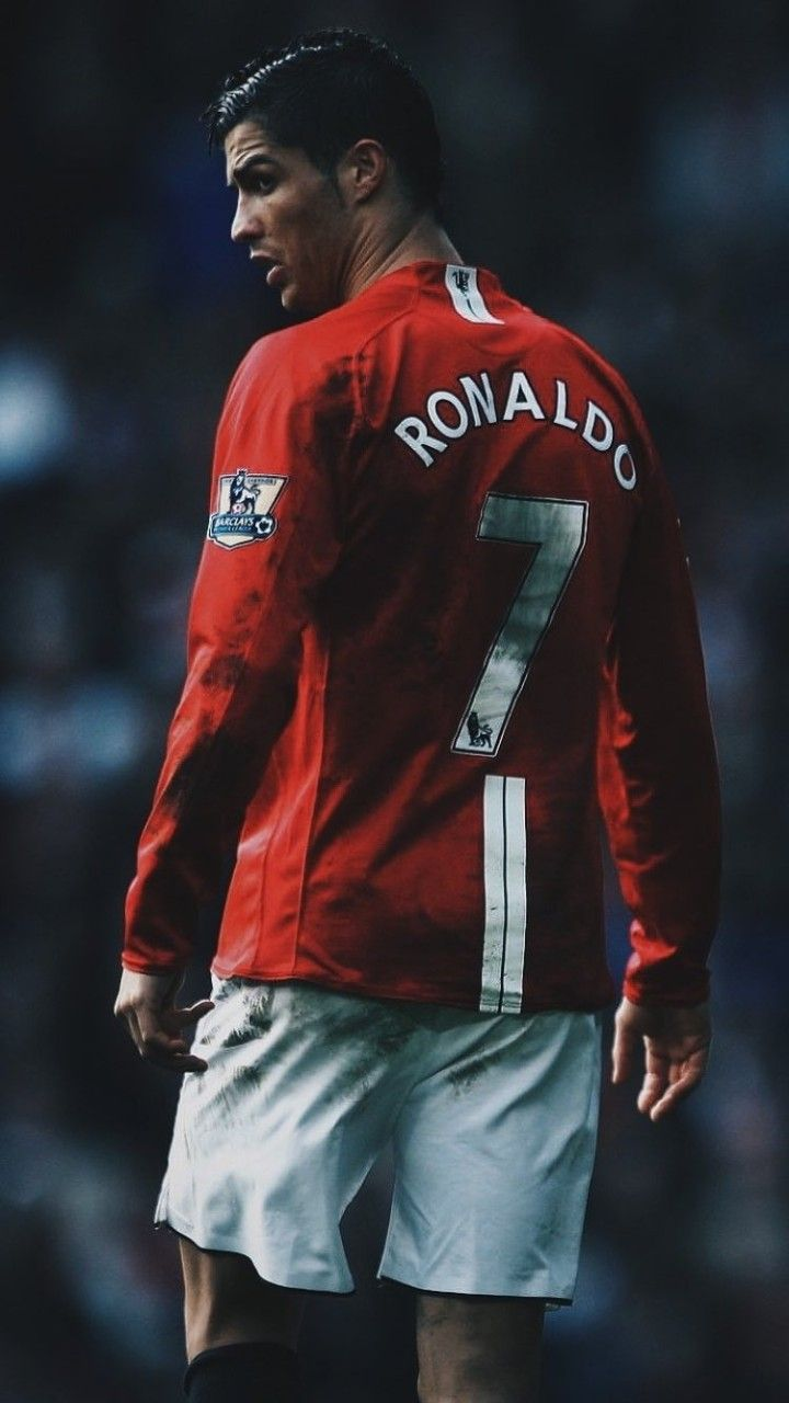 List of Best Cristiano Ronaldo Manchester United Wallpapers