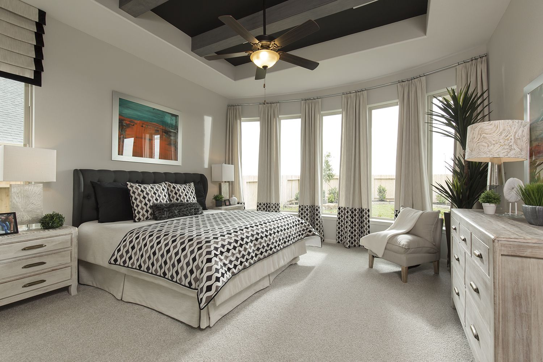 Master bedroom new design  Master Bedroom  Plantation Homes in Grand Mission Estates Richmond