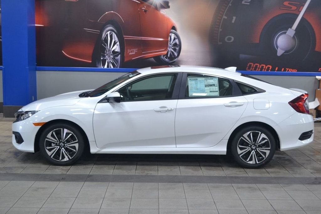 2017 Honda Civik Sedan Ex T Cvt