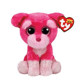 TY Beanie Boos Small Cherry The Dog Soft Toy  cb5a1bed7f00