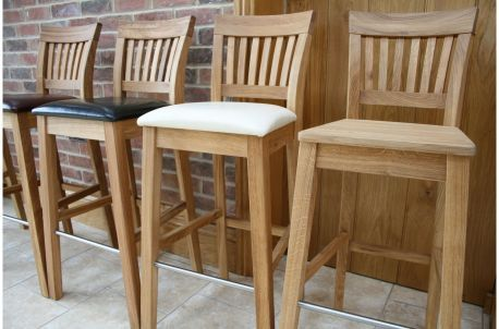 Remarkable 39 Inches Tall 27 5 Inch Seat Height Tall Oak Bar Stool Cjindustries Chair Design For Home Cjindustriesco