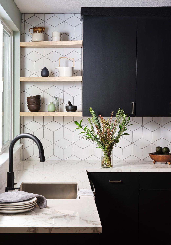How to Design a ScandinavianInspired Kitchen   Rue kitchenbacksplash is part of Scandinavian kitchen -