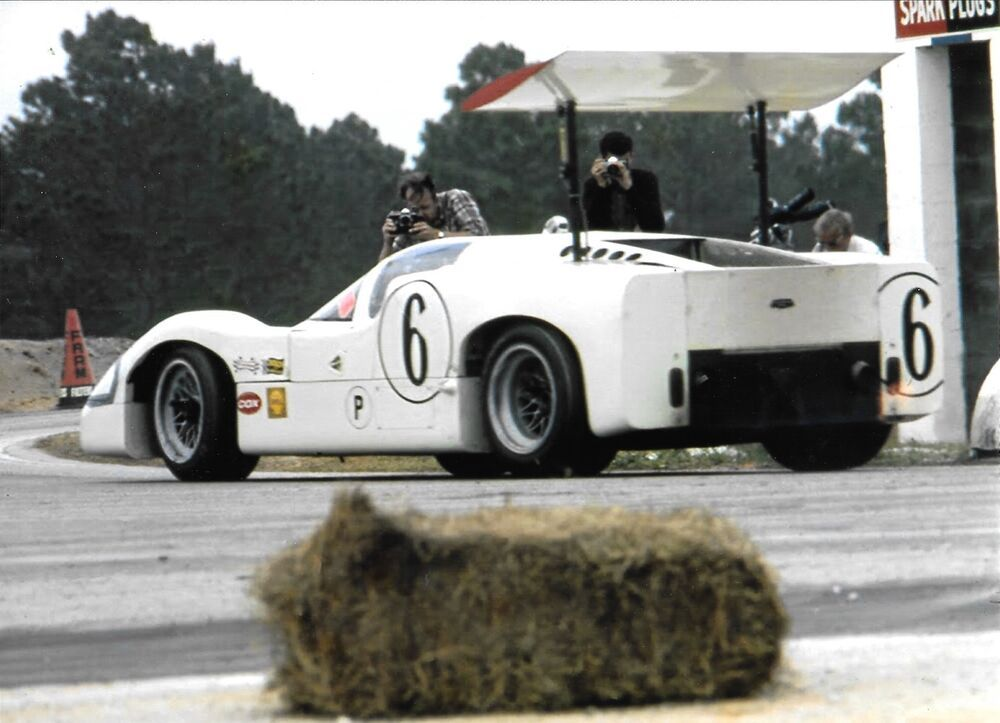 Sebring 12 Hours 1967 Chaparral 2f Mike Spence Jim Hall 1967 Photograph Foto 6 Ebay In 2020 Chaparral Sebring Race Cars