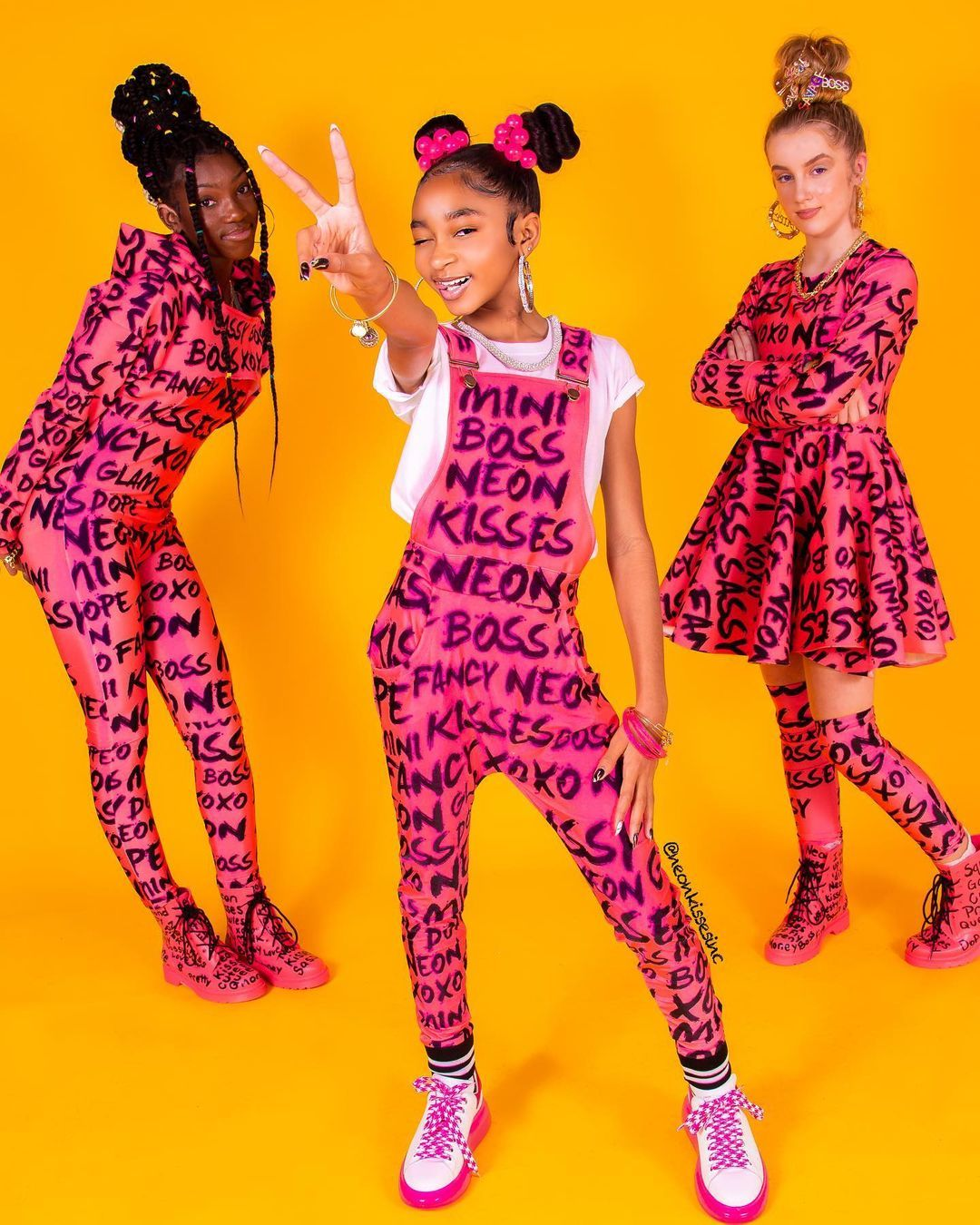 Neon Kisses On Instagram Neon Kisses Drip Lay Lay Tha Slay Gang Don T Play Game Skater Girl Style Outfits Teenage Fashion Outfits Little Girl Outfits