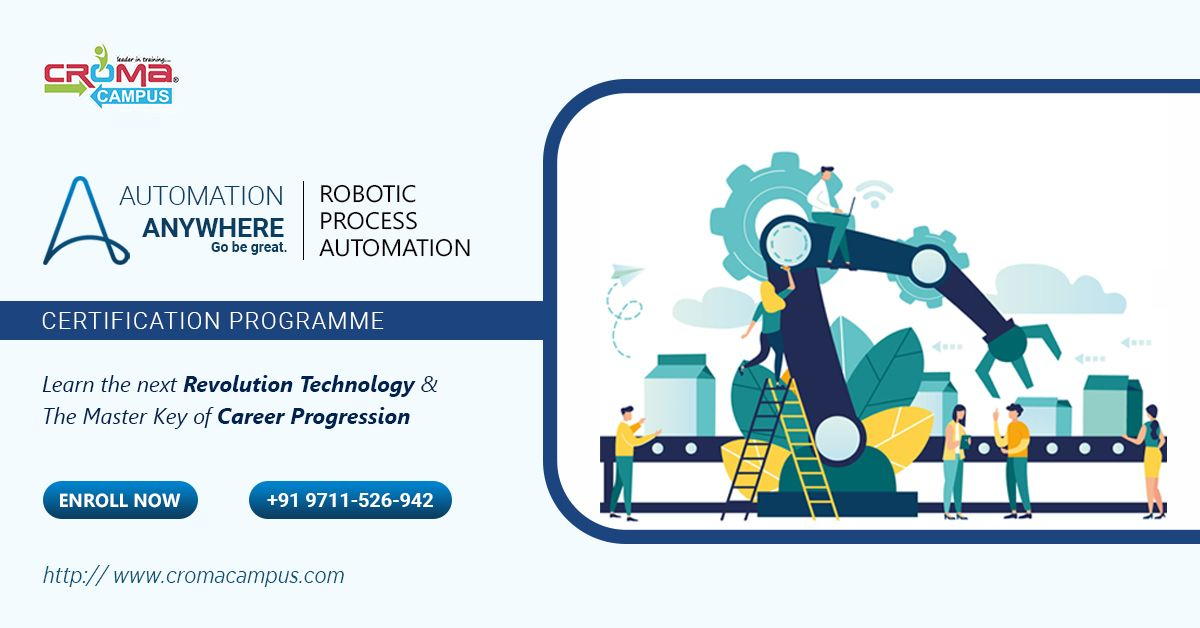 Learn Automation Through Rpa Training Training And Development Learning Hcl Technologies