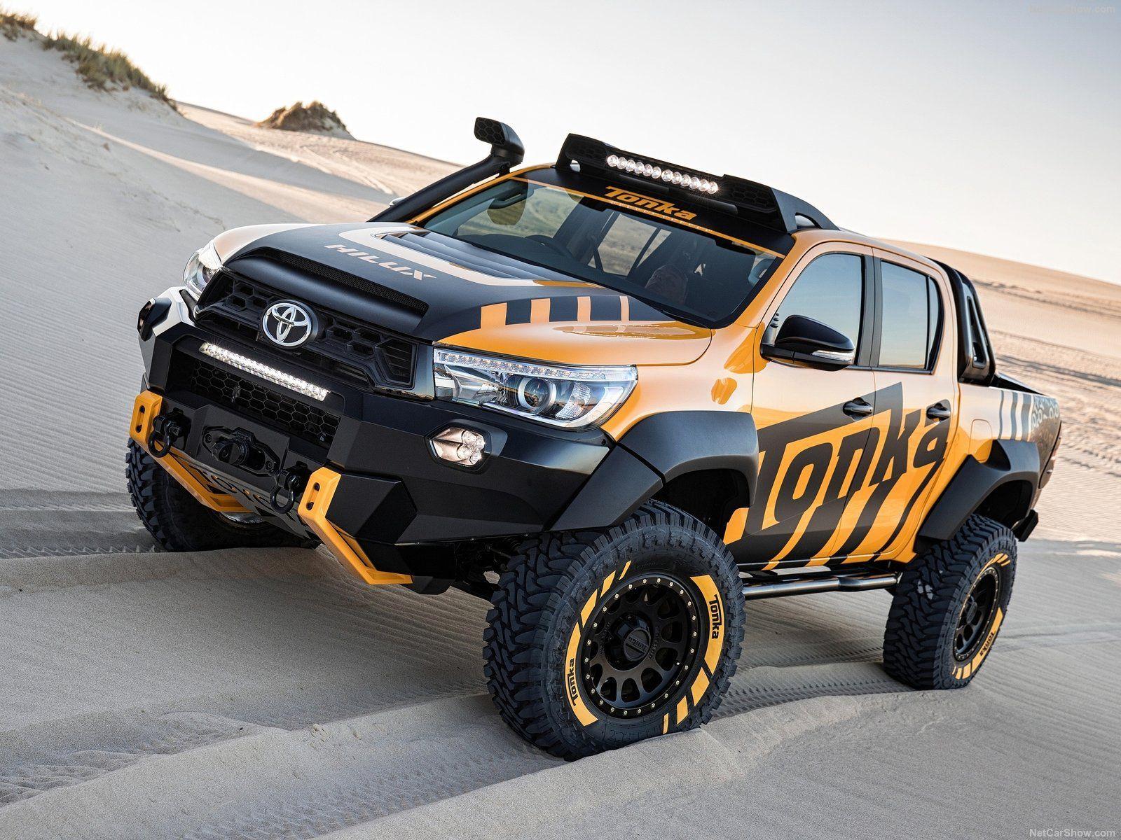 Focus2move Fuoristrada, Pick up, Toyota