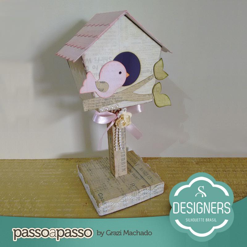 Casa de Passarinho | Silhouette Brasil - Blog