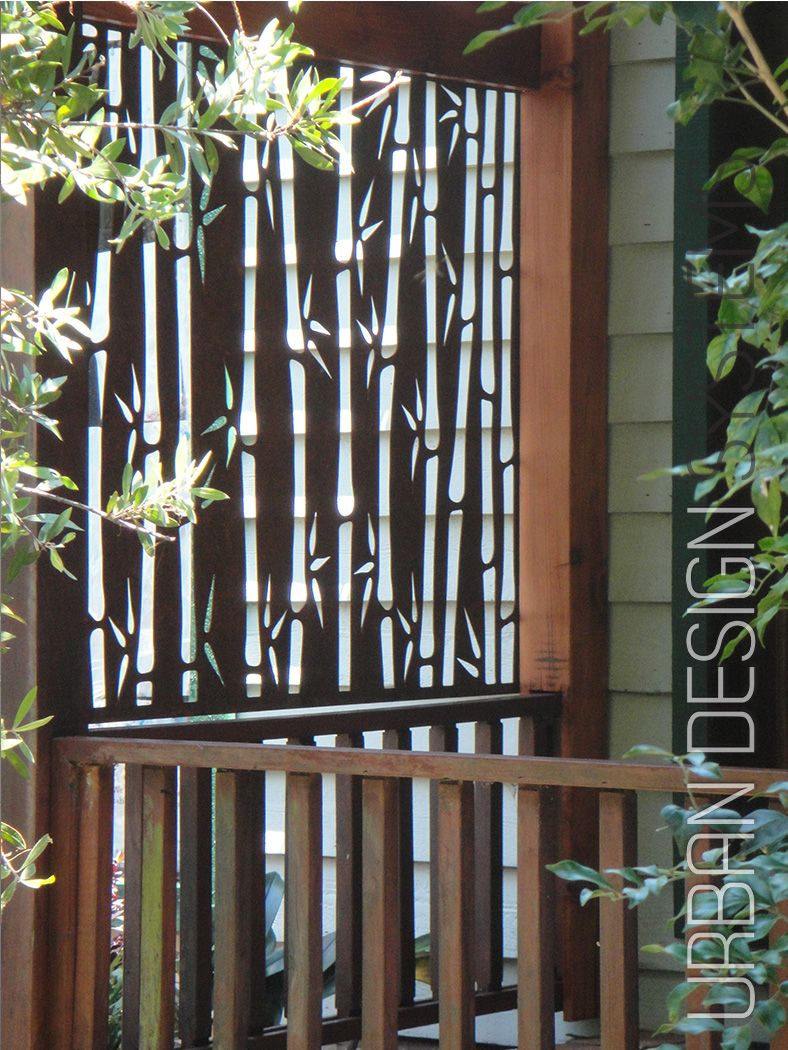 Balcony Railing Design Privacy Screens