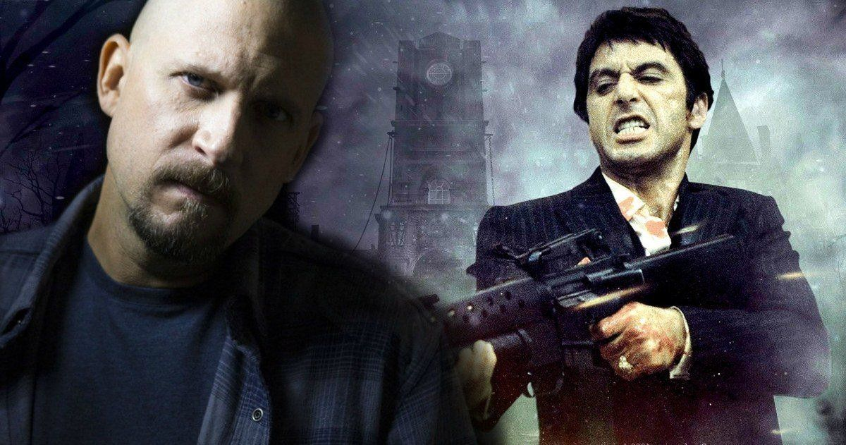 Scarface Reboot Loses Director David Ayer -- Two months after coming Universal's Scarface reboot, David Ayer is parting ways over creative differences. -- http://movieweb.com/scarface-remake-2018-director-david-ayer-exits/