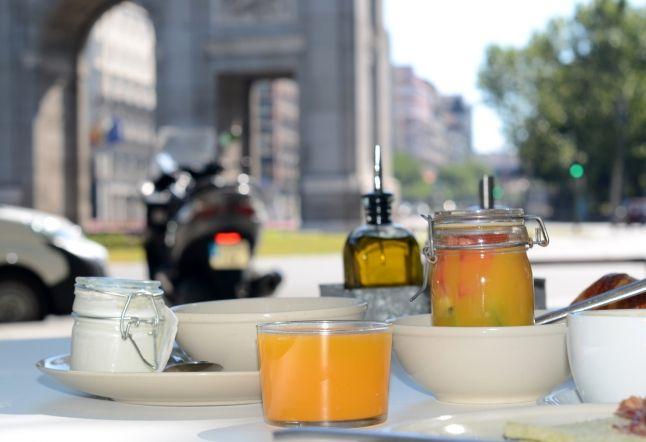 Desayuno de domingo en harina restaurantes pinterest - Desayuno sorpresa madrid ...