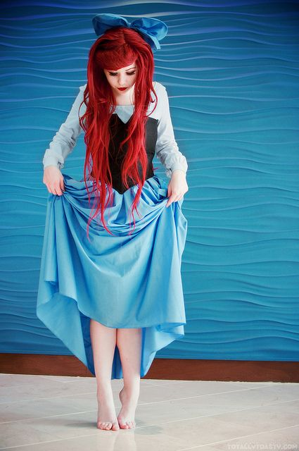 ariel the little mermaid best of cosplay collection. Black Bedroom Furniture Sets. Home Design Ideas