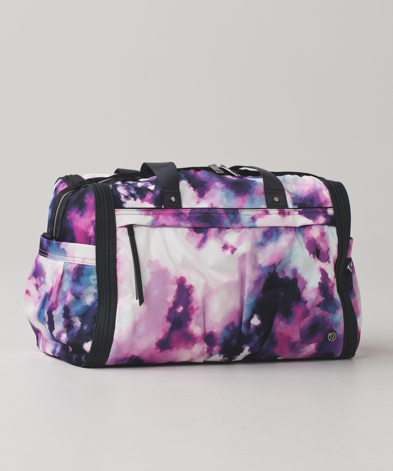 775fe9ec3be Lululemon Urban Warrior Duffel: Forget packing light—this roomy duffel fits  everything you need with room to spare.
