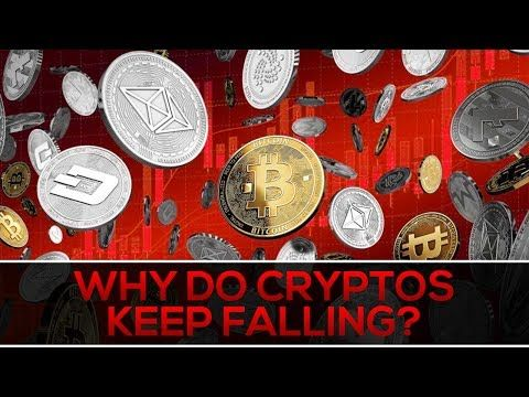 What dictates cryptocurrency price