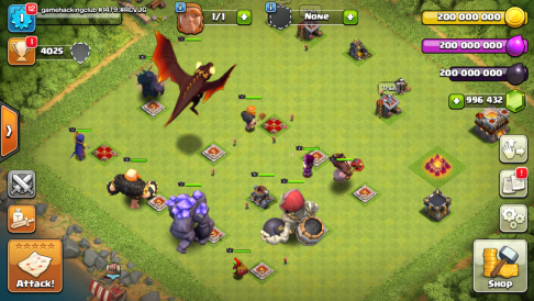 clash of clans private switcher apk