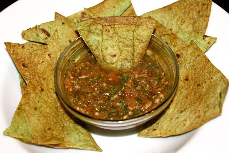 Minty tomato dip recipe with images tomato dip