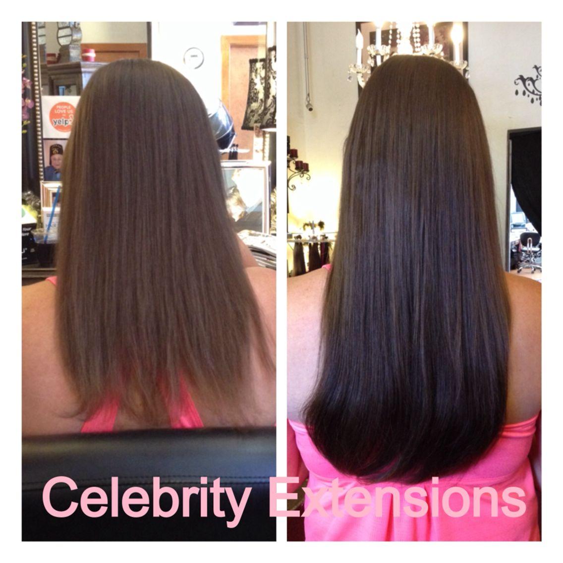 Atraks Celebrity Extensions Wedding Hair Los Angeles Best