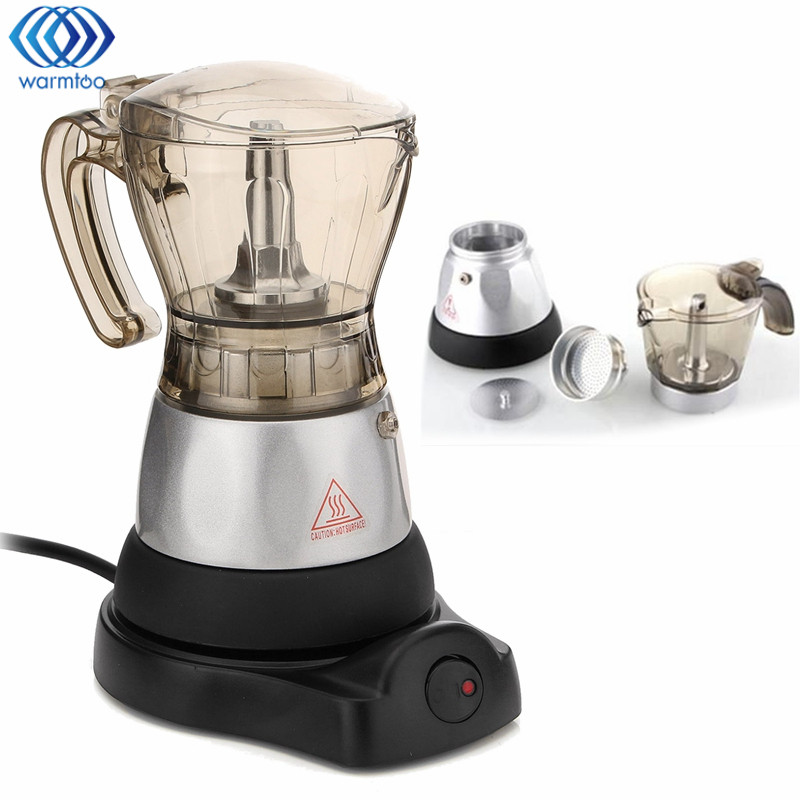French Press Cafetiere Electric Fully Automatic Coffee