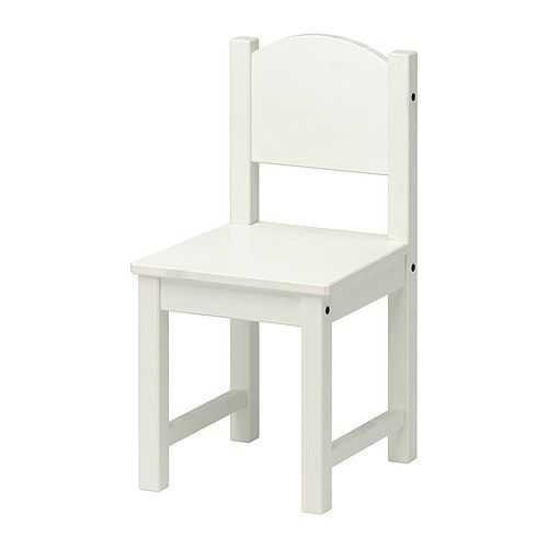 SUNDVIK Childrenu0027s Chair   White   IKEA   Maybe Get 2 To Supplement The  Table And