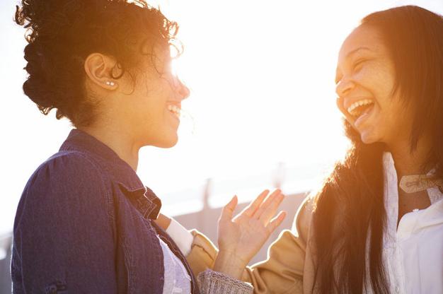 The Joy of Helping Others | themouthingoffblog