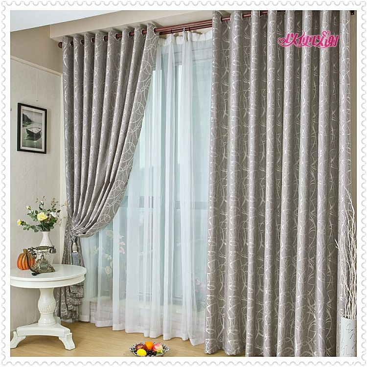 Cortinas dormitorios cortinas pinterest cortinas for Cortinas de living