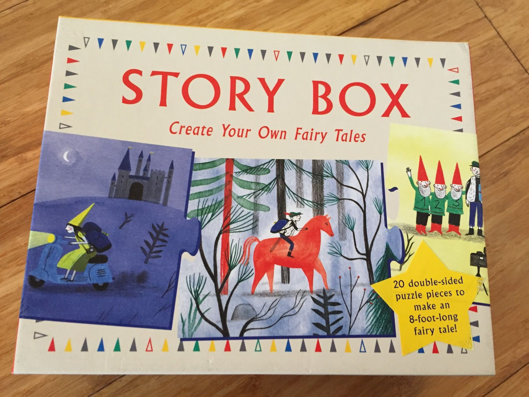 Story Telling Puzzle