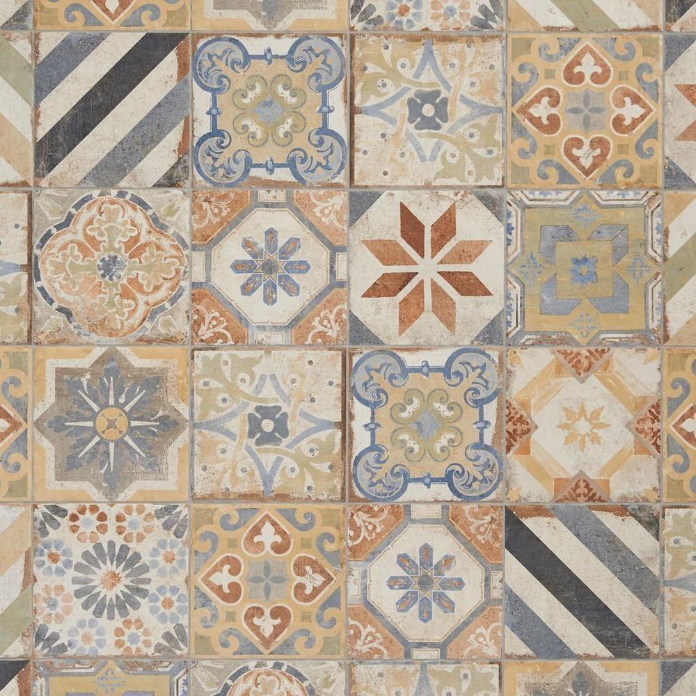 Tiles Decor San Juan Deco Porcelain Tile  Porcelain Tile Porcelain And