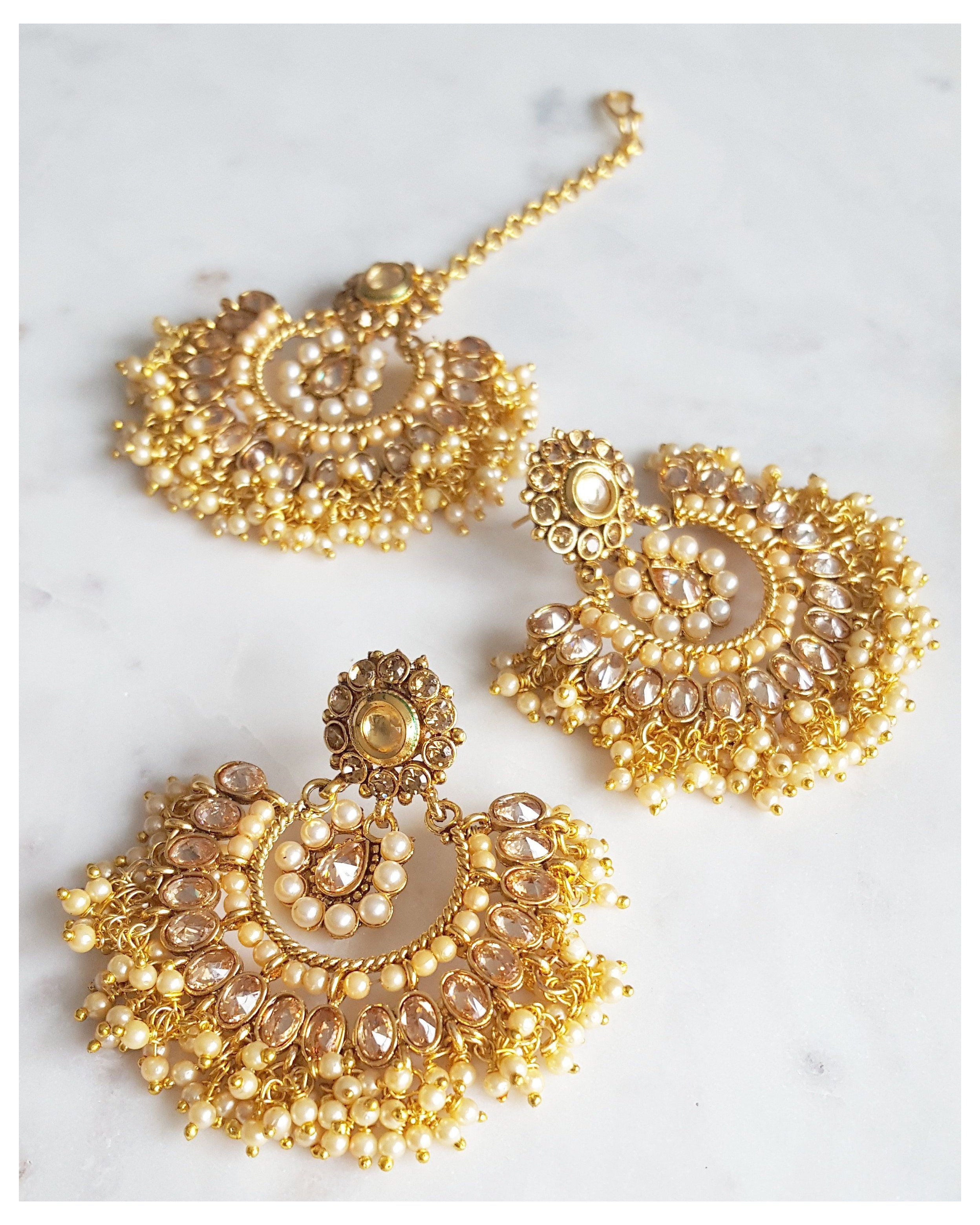 gold jewelry indian necklaces bridal jewellery