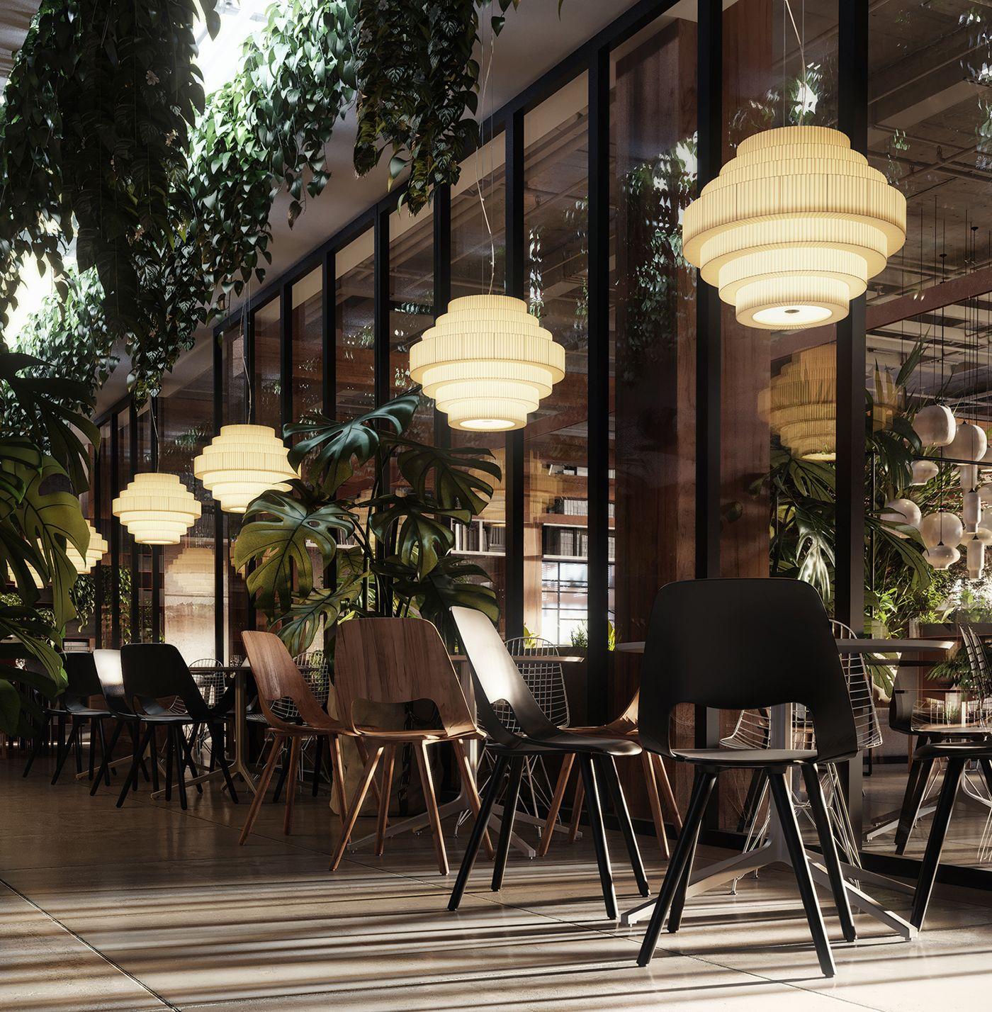 Restaurant in Almaty UPDATE 1 on Behance
