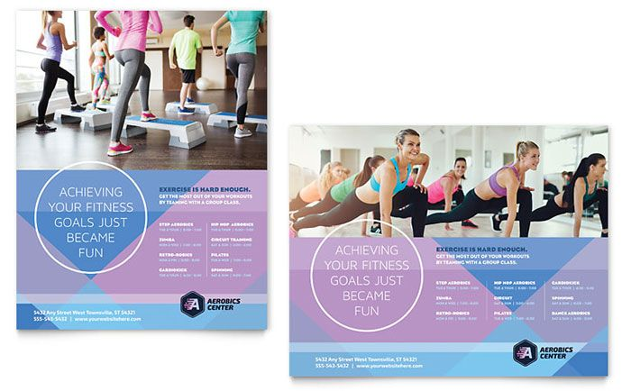 Click To Download A Fullsize Preview PDF Flyers Posters - Training flyer template word free