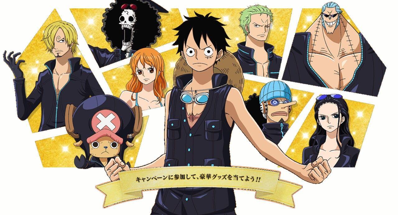 One Piece Film Gold Mugiwara Pirates One Piece Anime Anime One Piece