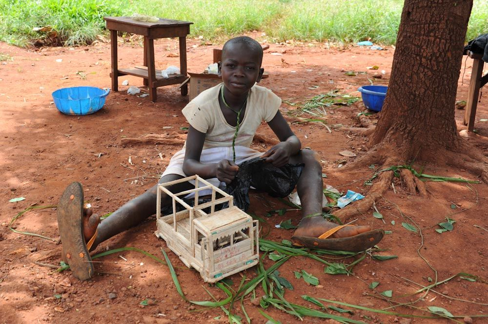 Toys From Africa : Central african republic galimoto self made toys