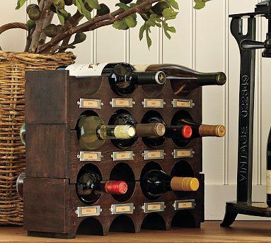 Clever Keeper I Like The Labels Modular Wine Racks Wine