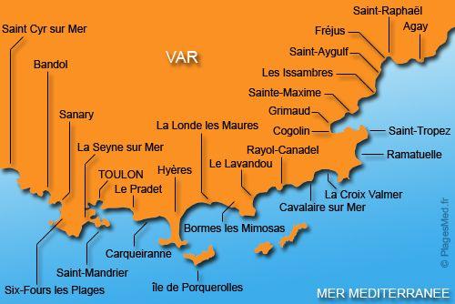 Zuid Frankrijk Badplaats Med Bilder