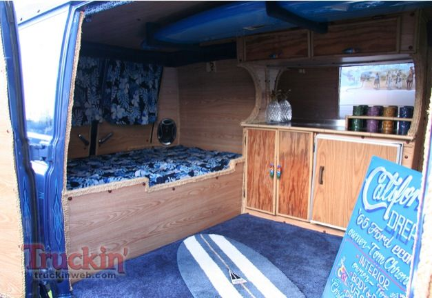 Custom Van Interiors | Letu0027s Go Vanning U2014 Full Sizers Compared « Car And  Truck Reviews