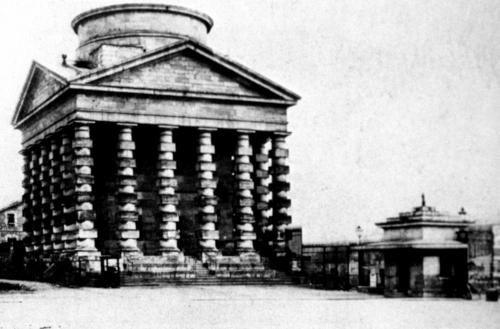 Claude Nicolas Ledoux Barriere De L étoile Paris 1785 89 Architecture Nicolas Architecture Architecture Design