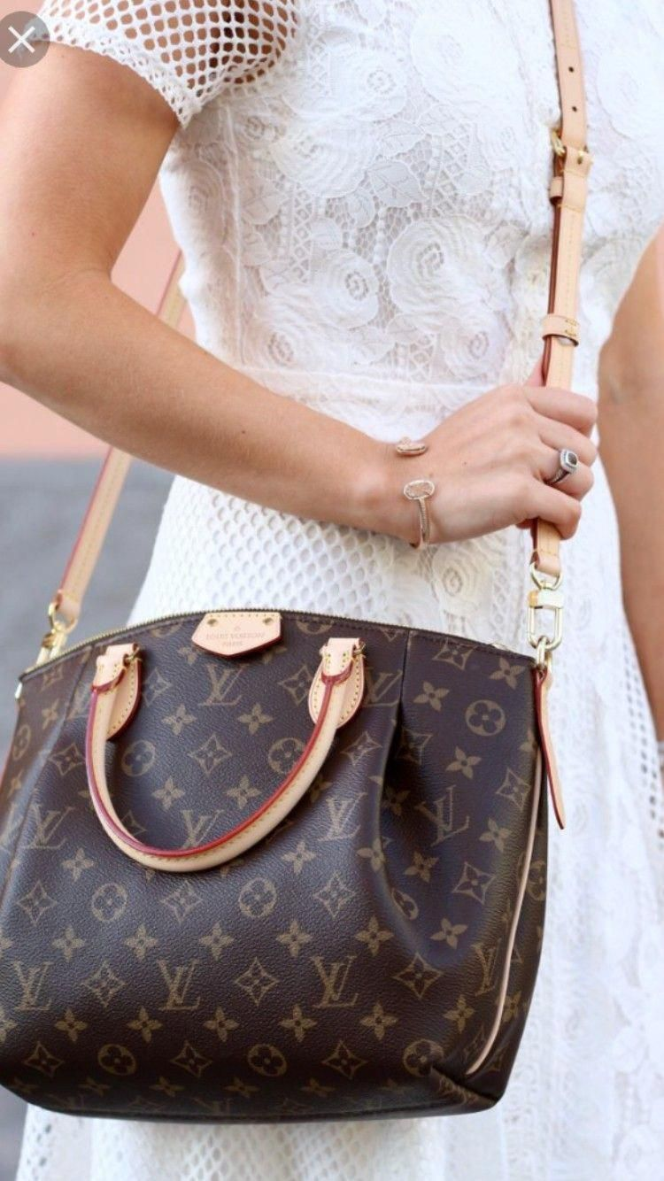 e034380a4a00 Louis Vuitton Turenne PM  Louisvuittonhandbags   Louis vuitton ...