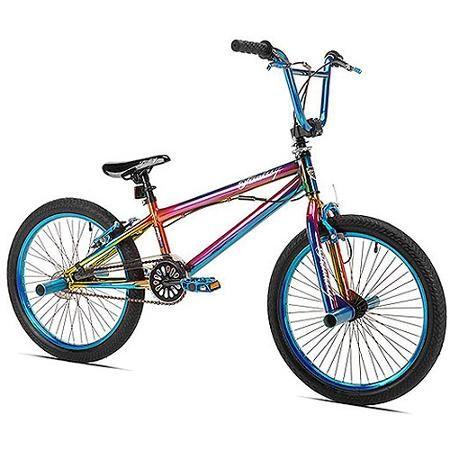 20 Kent Fantasy Girls Bike Blue Walmart Com Bmx Pro Bike