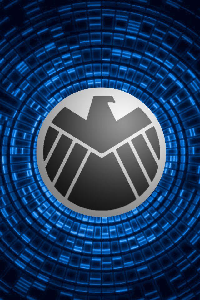 Swirling Avengers S.H.I.E.L.D background by KalEl7 || # ...