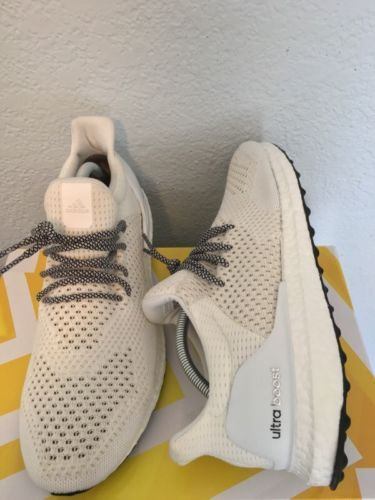 Adidas Ultra Boost White Uncaged 1.0 Men s SZ 10 Custom  f7d8391f3