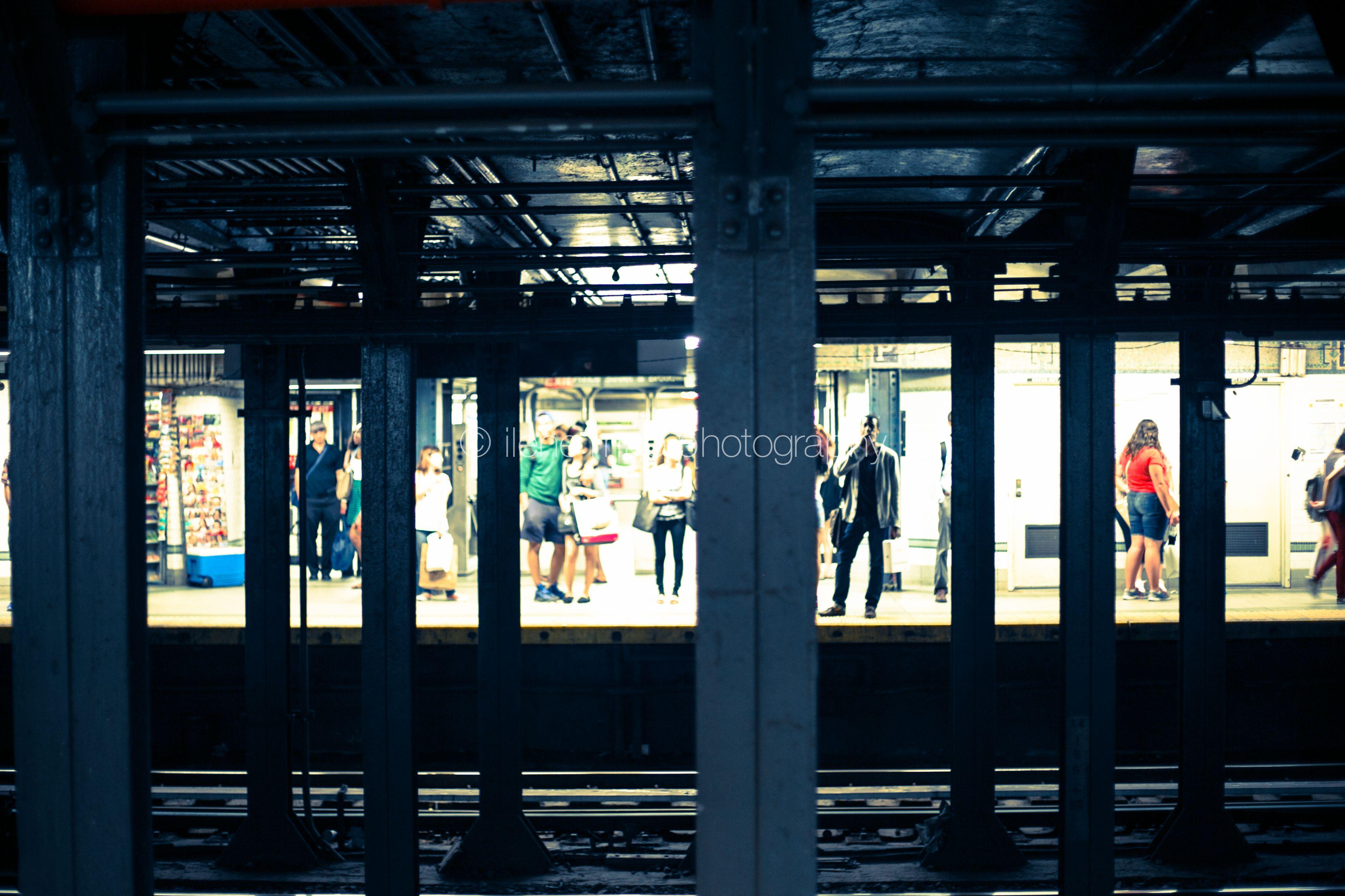 Subway Transportation #NYC#subway#ilenemaophotography
