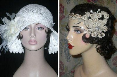 Handmade Vintage Hats By Graceful Erfly