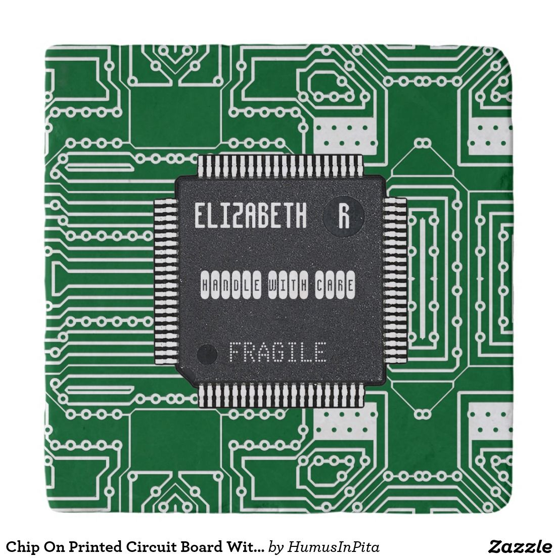 Circuit Board Names Data Wiring Diagrams Games Chip On Printed With Your Name Trivet Pinterest Rh Co Uk For Kids Parts