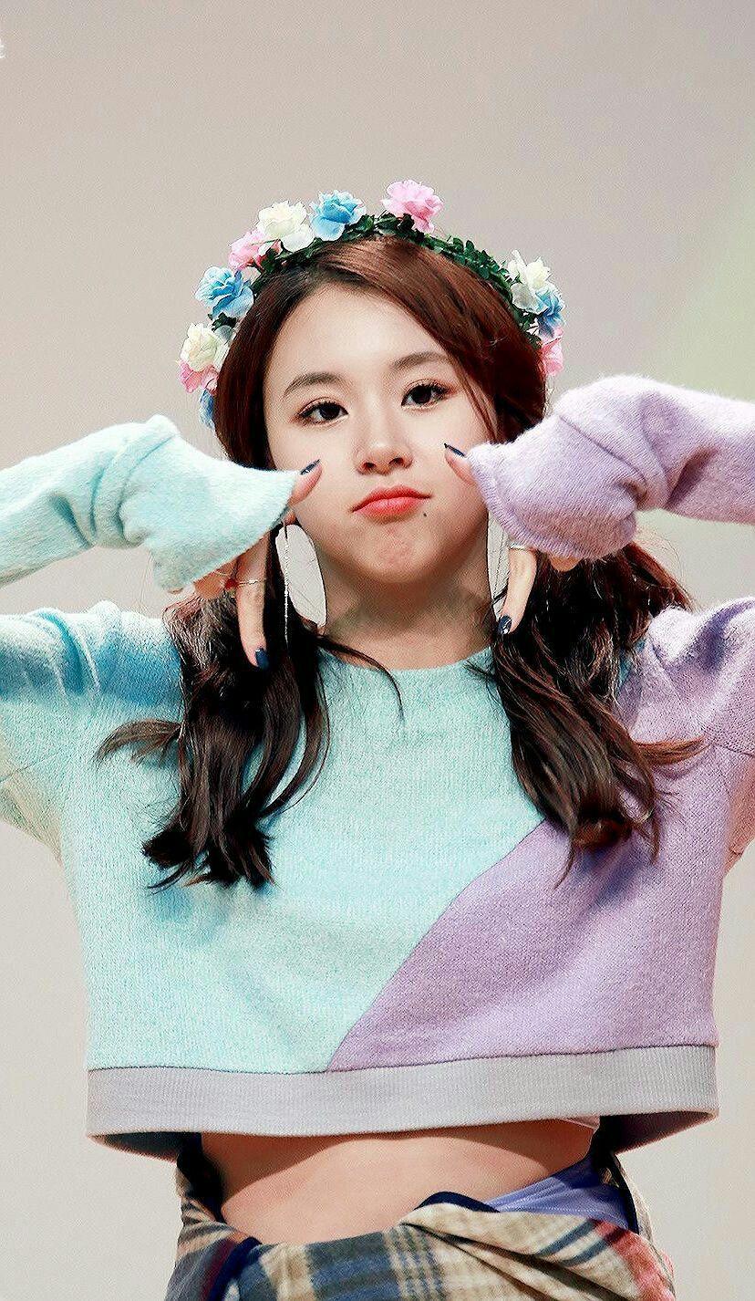 Save Follow Me Mananh325 Mẫnanh Chaeyoung Twice Nayeon Korean Girl Groups Kpop Girls