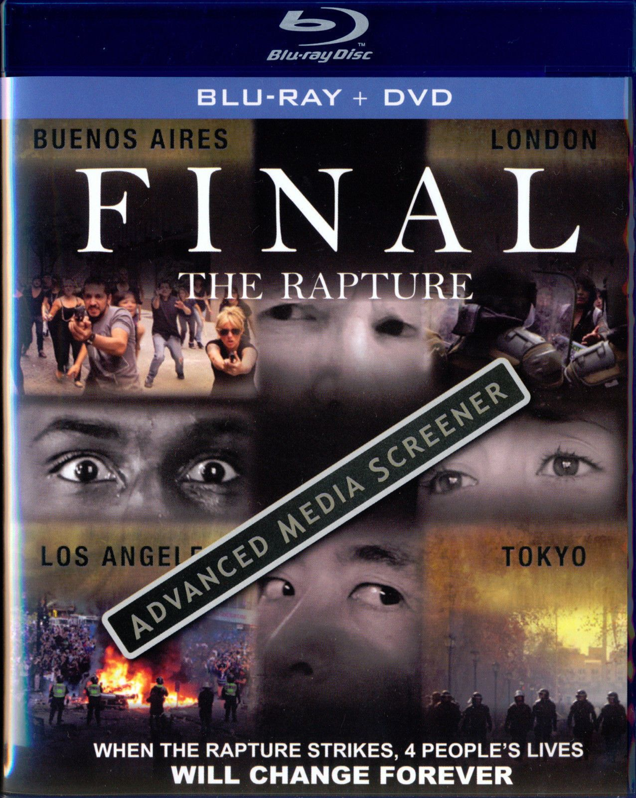 Final The Rapture Christian Movie/Film Tim Chey CFDb