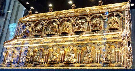 Laudes Y Vísperas Google Tres Reyes Magos Reyes Magos Catedral Gotica