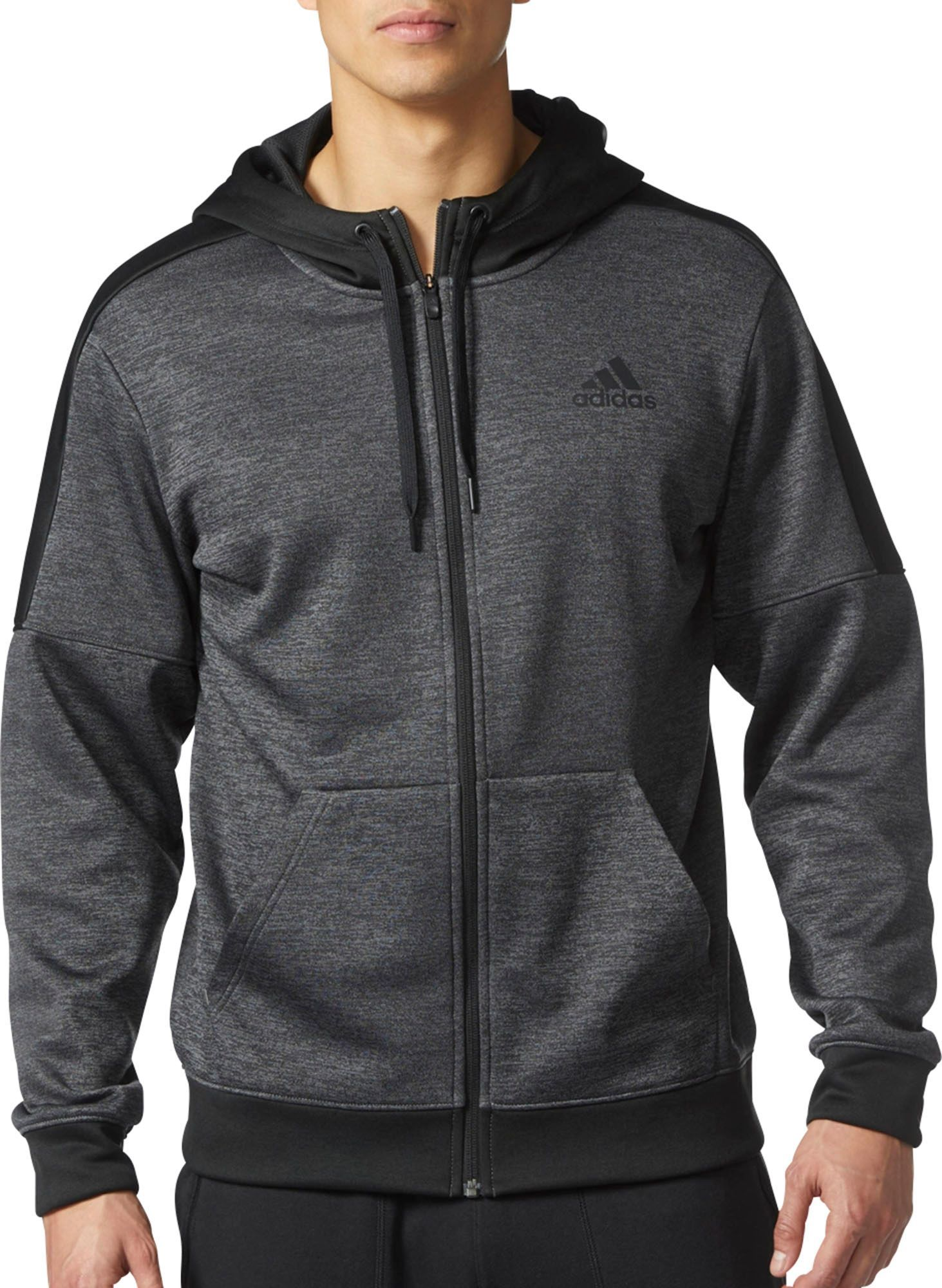 5d9e34d6d56b adidas Men s Athletics Team Issue Full Zip Hoodie