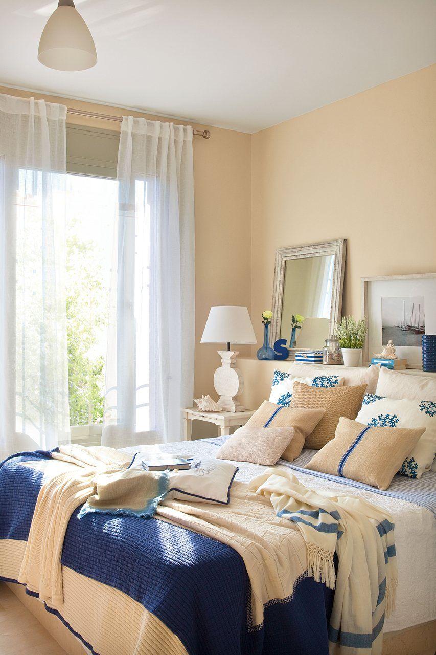 Tres paisajes tres dormitorios dormitorios dise o - Decoracion interiores dormitorios ...