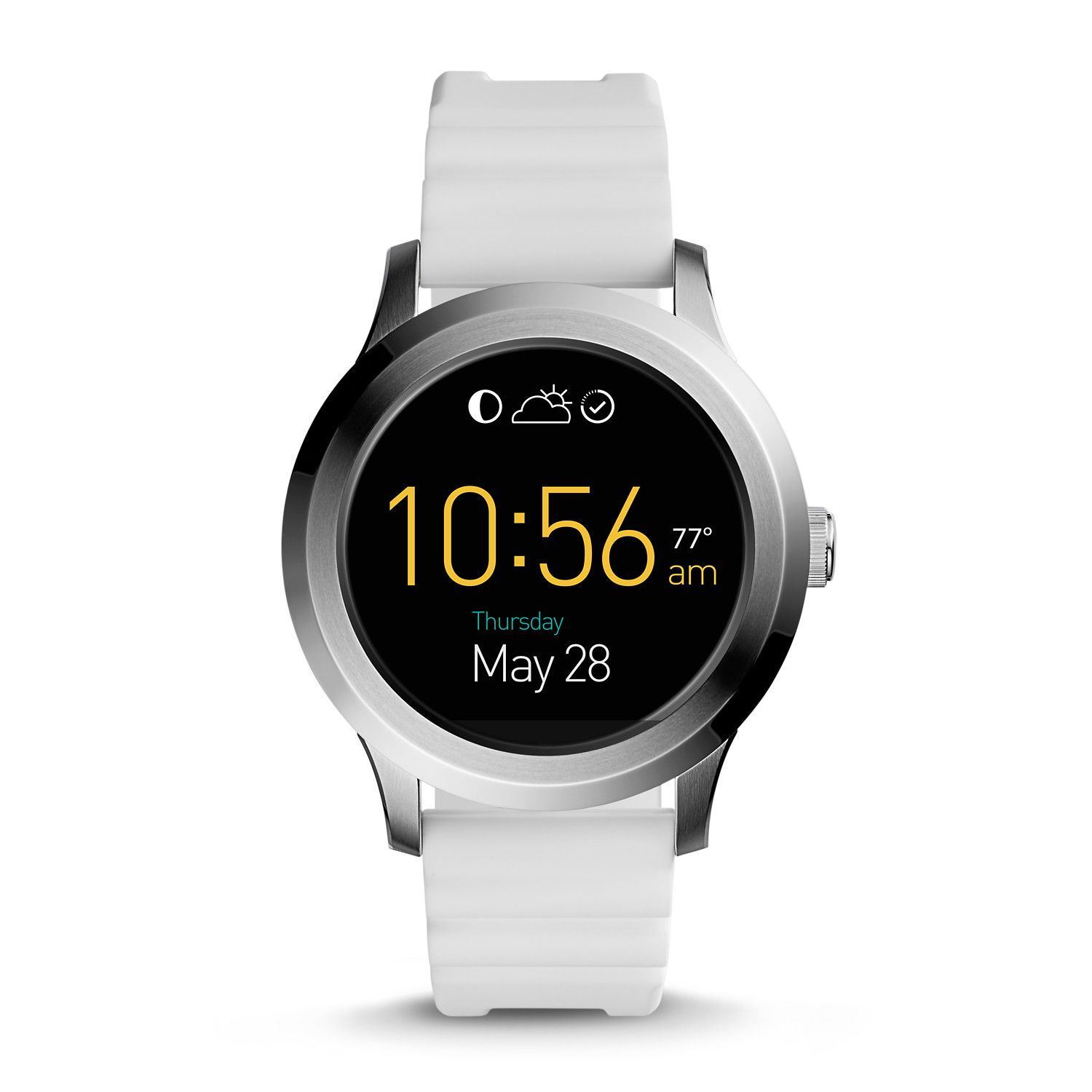 Fossil Q Fossil smart watch, Smart watch, Swiss army watches